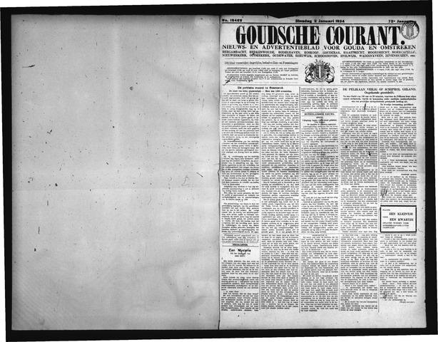 Goudsche Courant 1934-01-02