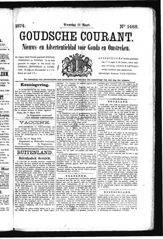 Goudsche Courant 1874-03-11