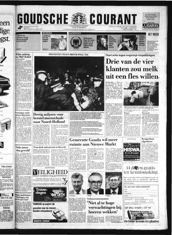 Goudsche Courant 1990-03-10