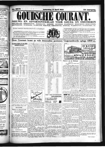Goudsche Courant 1934-04-14