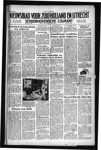 Schoonhovensche Courant 1953