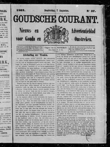 Goudsche Courant 1862-08-07