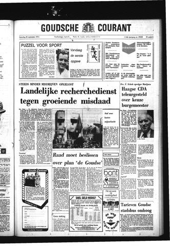 Goudsche Courant 1975-09-20