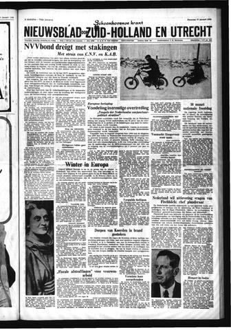 Schoonhovensche Courant 1966-01-17