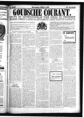 Goudsche Courant 1935-03-06