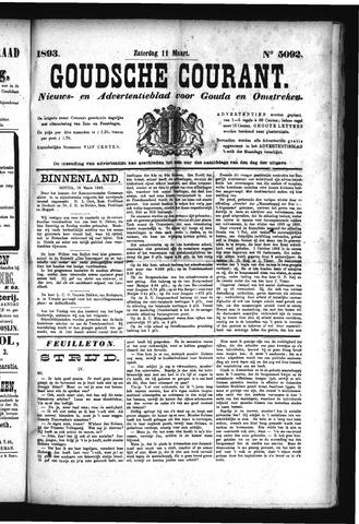 Goudsche Courant 1893-03-11