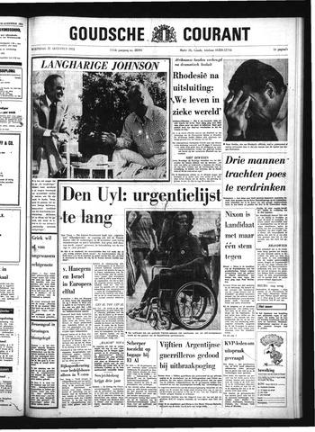 Goudsche Courant 1972-08-23