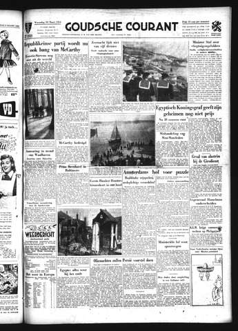 Goudsche Courant 1954-03-10