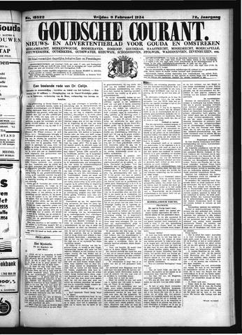 Goudsche Courant 1934-02-09