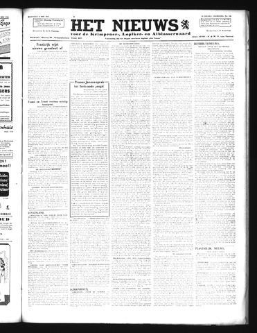 Schoonhovensche Courant 1946-05-06