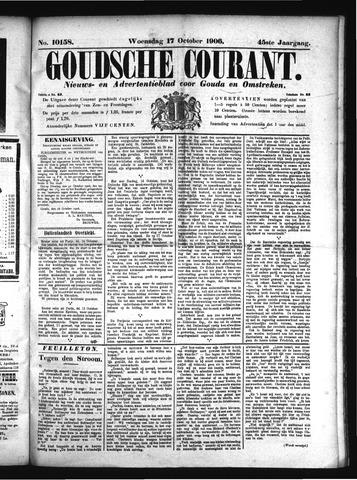 Goudsche Courant 1906-10-17