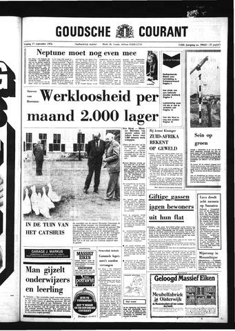 Goudsche Courant 1976-09-17