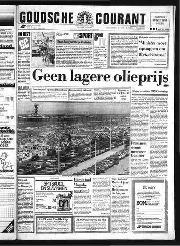 Goudsche Courant 1985-07-08