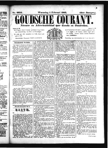 Goudsche Courant 1905-02-01
