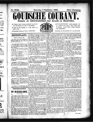 Goudsche Courant 1895-09-07