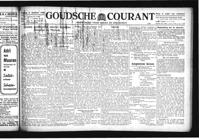 Goudsche Courant 1945-01-08