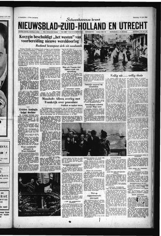 Schoonhovensche Courant 1965-07-12