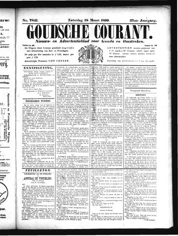 Goudsche Courant 1899-03-18