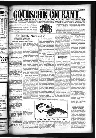 Goudsche Courant 1938-09-26