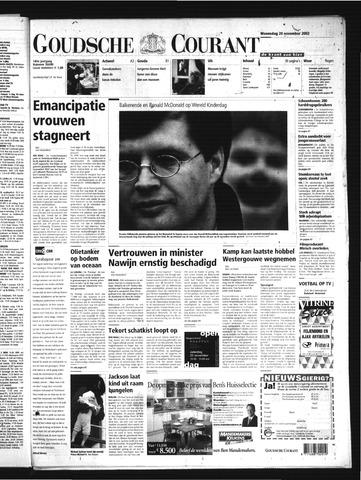 Goudsche Courant 2002-11-20