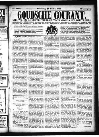 Goudsche Courant 1925-10-29