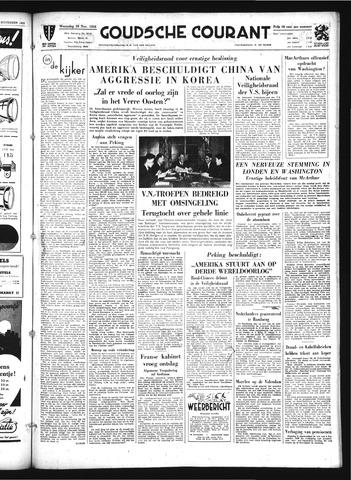 Goudsche Courant 1950-11-29