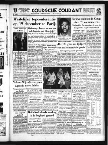 Goudsche Courant 1959-11-02