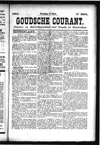 Goudsche Courant 1884-03-19