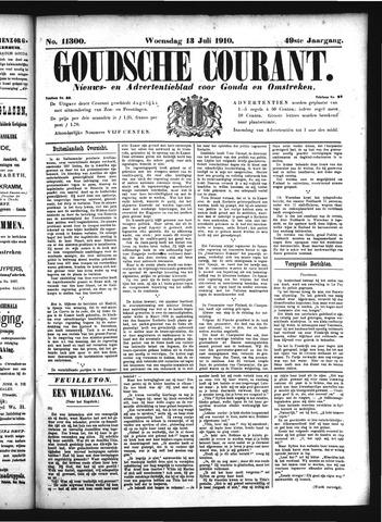 Goudsche Courant 1910-07-13