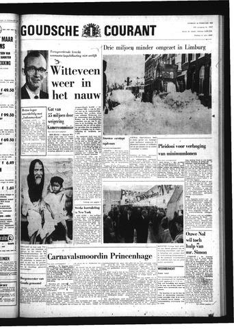Goudsche Courant 1969-02-18