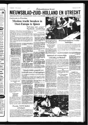 Schoonhovensche Courant 1968-07-15