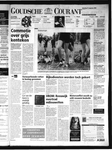 Goudsche Courant 2004-08-21