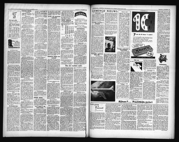Schoonhovensche Courant 1955-11-21