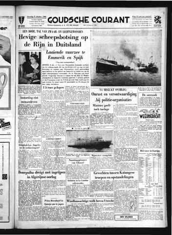Goudsche Courant 1960-10-08