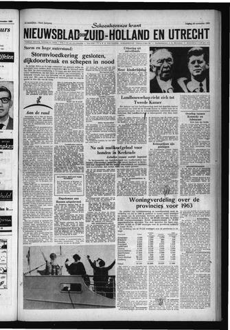 Schoonhovensche Courant 1962-11-16