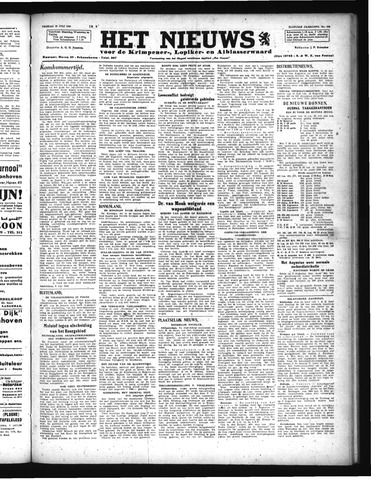 Schoonhovensche Courant 1946-07-12