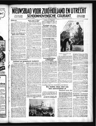 Schoonhovensche Courant 1950-06-05