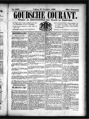Goudsche Courant 1893-11-10