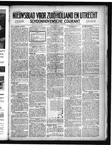 Schoonhovensche Courant 1948-03-08
