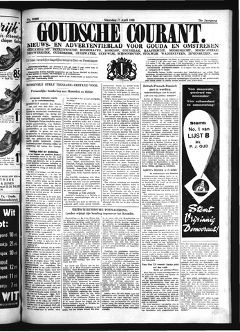 Goudsche Courant 1939-04-17