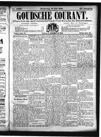Goudsche Courant 1912-07-18