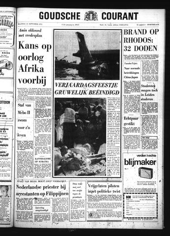 Goudsche Courant 1972-09-25