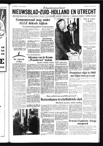 Schoonhovensche Courant 1968-10-16
