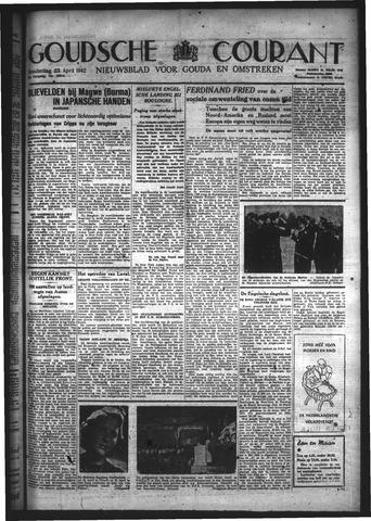 Goudsche Courant 1942-04-23