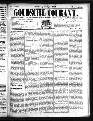 Goudsche Courant 1913-04-24