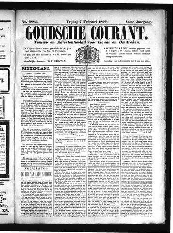Goudsche Courant 1896-02-07
