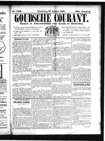 Goudsche Courant 1898-01-27