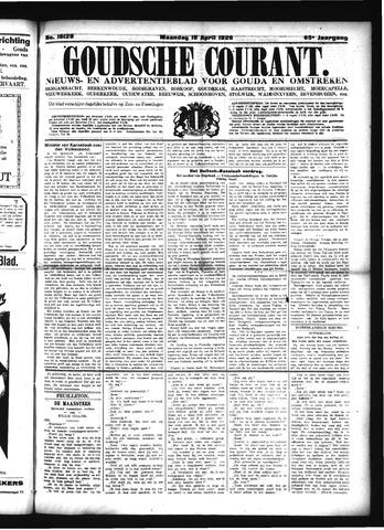 Goudsche Courant 1926-04-19