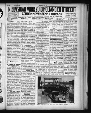 Schoonhovensche Courant 1936-06-08