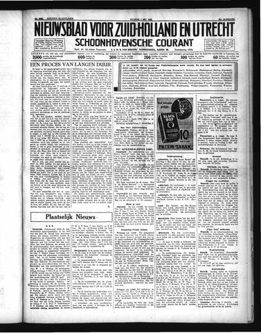 Schoonhovensche Courant 1935-05-03